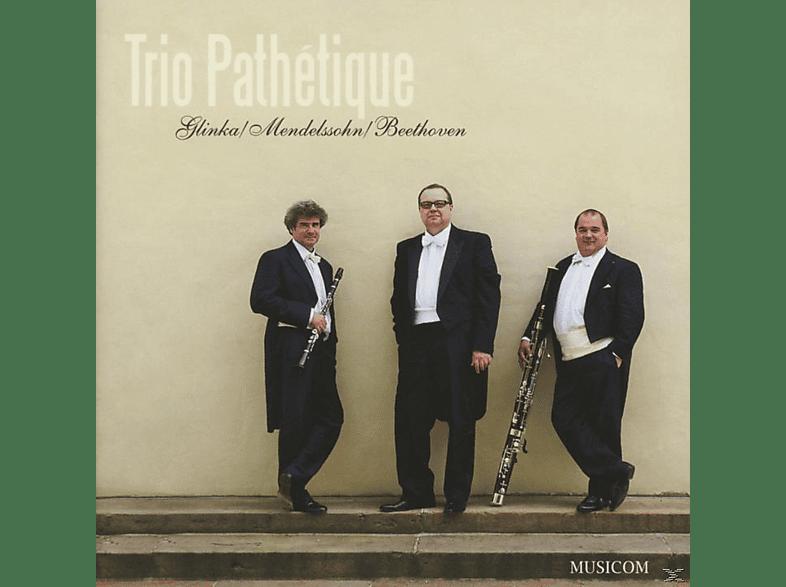 Trio Pathetique - Glinka/Mendelssohn/Beethoven [CD]