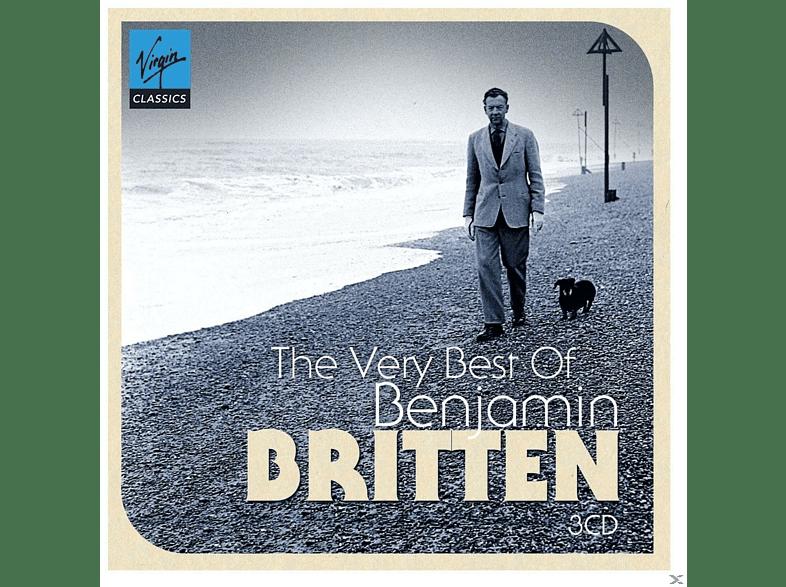 VARIOUS - The Very Best Of Benjamin Britten [CD]