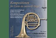 Alexander Koschel, Urban Walser - Kompositionen für Corno da caccia & Orgel [CD]