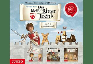 Kirsten Boie - Der kleine Ritter Trenk Sammelbox 03  - (CD)