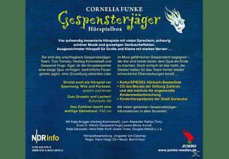 Cornelia Funke - Gespensterjäger Box  - (CD)