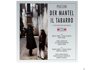 Coro E Orchestra Del Maggio Musicale Fiorentino - Der Mantel-Il Tabarro  - (CD)