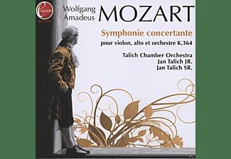 Tallich Chamber Orchestra, Jan Talich - Symphonie Concertante und Duos  - (CD)
