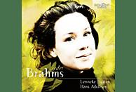 Lenneke Ruiten, Hans Adolfsen - Brahms: Lieder [CD]