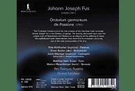Gunar Letzbor, Ars Antiqua Austria - Oratorium Germanicum De Passione (1731) [CD]