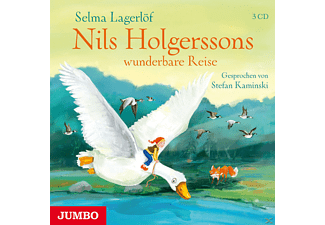 Selma Lagerlöf - Nils Holgerssons wunderbare Reise  - (CD)