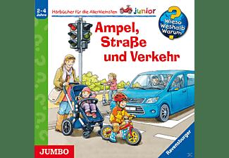 Www Junior - Wieso? Weshalb? Warum? junior: Ampel, Straße und Verkehr  - (CD)