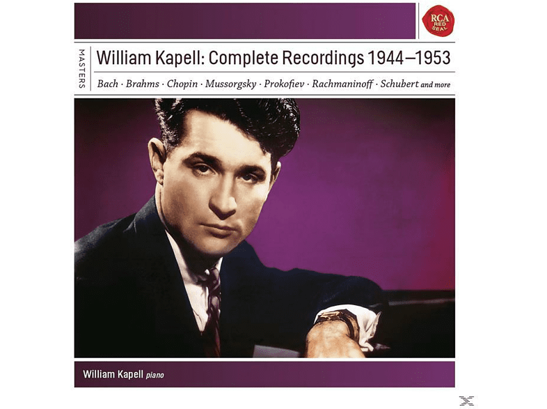 William Kapell - William Kapell: Complete Recordings 1944-1953 [CD]