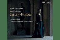 Dorothee Mields, Hamburger Ratsmusik - Musicalischer Seelen-Frieden [CD]