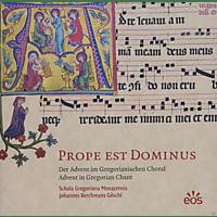 Johannes B. Schola Gregoriana Monacensis/göschl - Prope Est Dominus [CD]