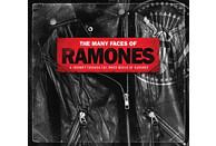 Ramones, VARIOUS - Many Faces Of Ramones [CD]