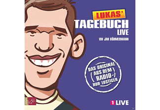 Jan Böhmermann - Lukas' Tagebuch Live  - (CD)