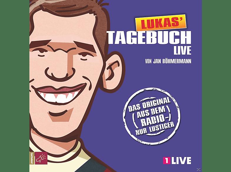 Jan Böhmermann - Lukas' Tagebuch Live [CD]