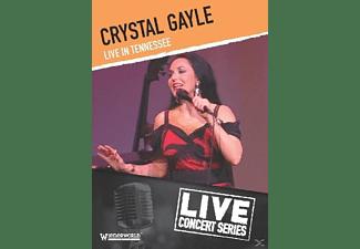 Crystal Gayle - Live In Tenessee  - (DVD)