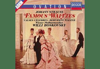 Richard Strauss, Willi/wp Boskovsky - Walzer  - (CD)