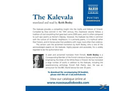 Keith Bosley - The Kalevala - (CD)