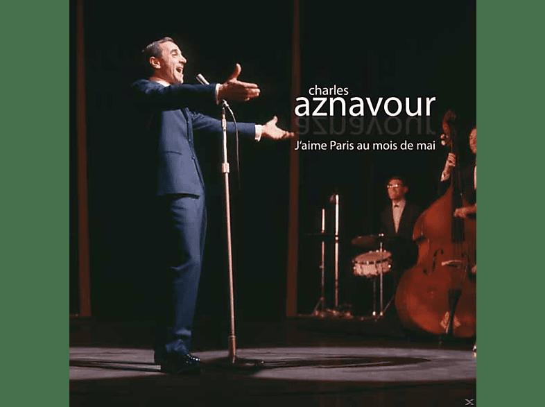 Chalres Aznavour - J Aime Paris Au Mois De Mai [CD]