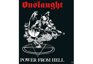 Onslaught - Power From Hell  - (Vinyl)