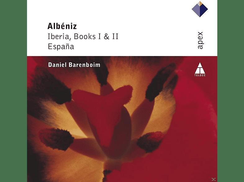 Daniel Barenboim - Iberia Books I & Ii/España [CD]
