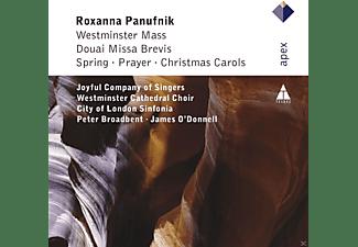 Joyful Company Of Singers, Westminster Cathedral Choir, City Of London Sinfonia - Westminster Mass/Douai Missa Brevis/Spring/Prayer/ Christmas Carols  - (CD)