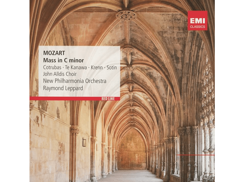 Ileana Cotrubas, Kiri Te Kanawa, Werner Krenn, New Philharmonia Orchestra, John Alldis Choir, Hans Sotin - Mass In C Minor [CD]