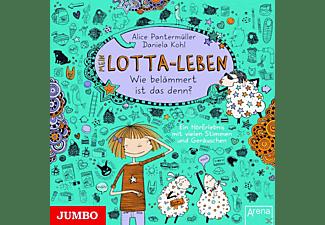 Pantermüller, Alice/Kohl, Daniela - Mein Lotta-Leben - Wie belämmert ist das denn?  - (CD)