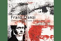 Le Phenix, Annie Laflamme - Ouvertüren / Flötenkonzerte für Traversflöte und Orchester [CD]