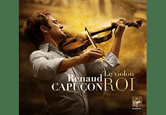 VARIOUS - The Violin King  - (CD)
