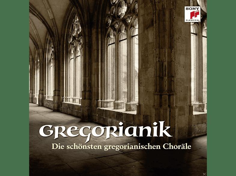 VARIOUS - Gregorianik - Die Schönsten Gregorianischen Choräle [CD]