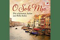 VARIOUS - O Sole Mio - Die Schönsten Arien Aus Bella Italia [CD]