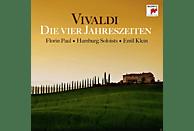 Florin Paul, Hamburg Soloists - Die Vier Jahreszeiten [CD]