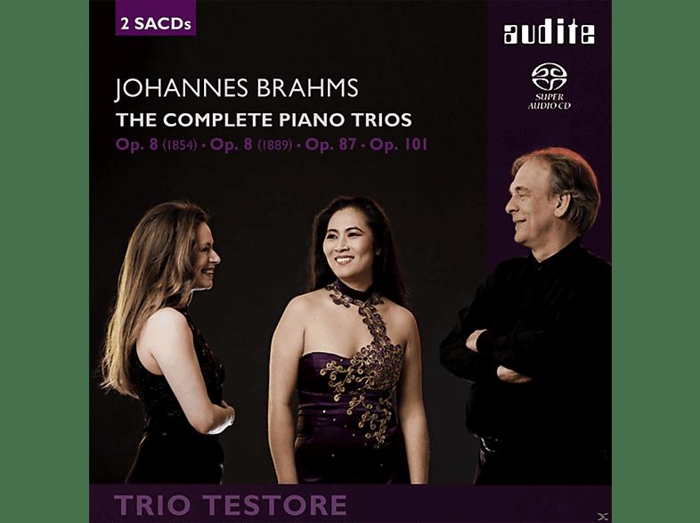 Trio Testore - The Complete Piano Trios [SACD Hybrid]