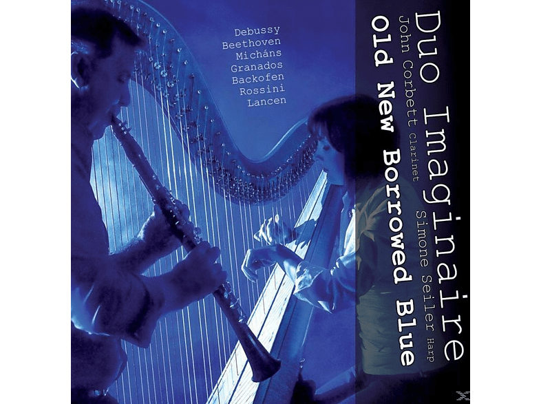 Duo Imaginaire - Old New Borrowed Blue [CD]