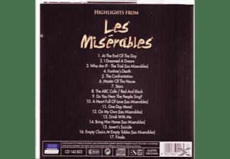 VARIOUS - Highlights Form Les Misérables  - (CD)