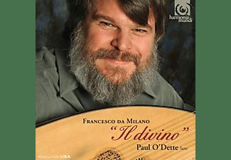 Paul O'dette - Il Divino - Lautenwerke  - (SACD)