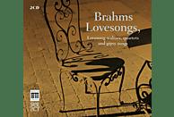 Friederike Haug, Jürgen Meier, Chamber Choir Of Europe - Lovesongs [CD]