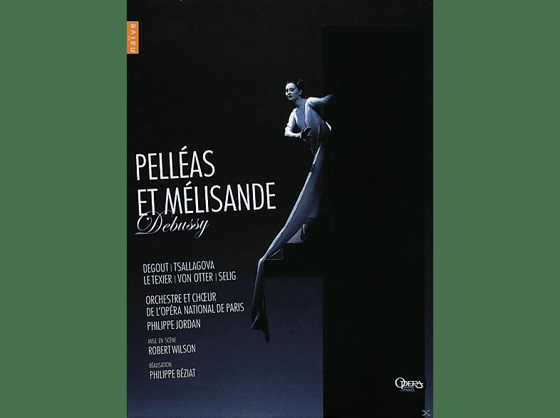 Elena Tsallagova, Degout Stephane, Anne Sofie Von Otter - Pelleas Et Melisande [DVD]