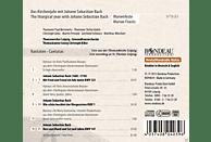 Gewandhausorchester Leipzig, Thomanerchor Leipzig, Florilegium Ensemble - Kantaten BWV 1, 125, 147 [CD]