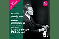 Arturo Benedetti Michelangeli, Radio-Sinfonieorchester Stuttgart des SWR - The Legendary Michelangeli At The Ludwigsburg Festival 11 July 1956 [CD]