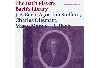 The Bach Players - Bach's library  - (CD)