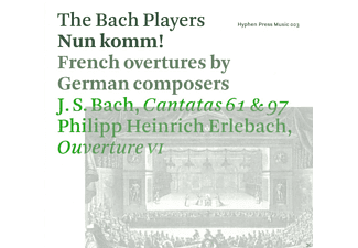The Bach Players - Nun komm!  - (CD)