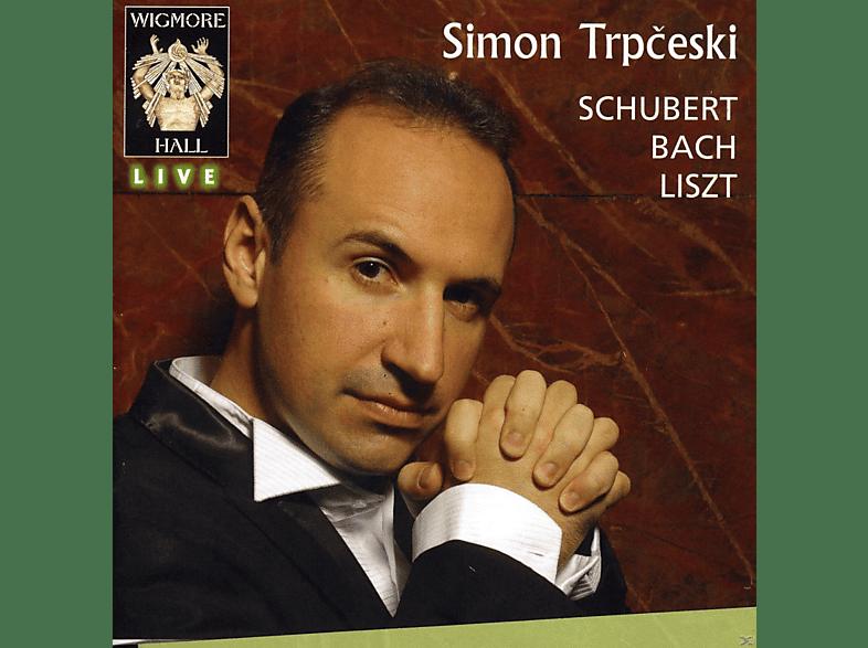 Simon Trpceski - Schubert, Bach, Liszt [CD]