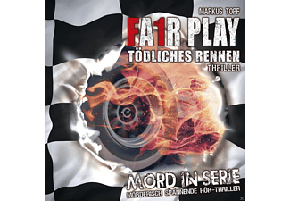 Mord in Serie: Fair Play - Tödliches Rennen - 1 CD - Krimi/Thriller