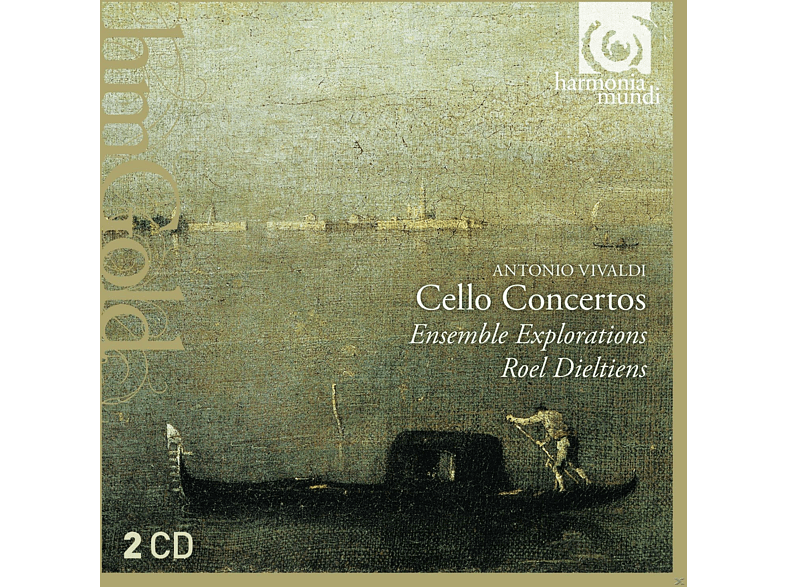 Ensemble Explorations - Cello Concertos [CD]