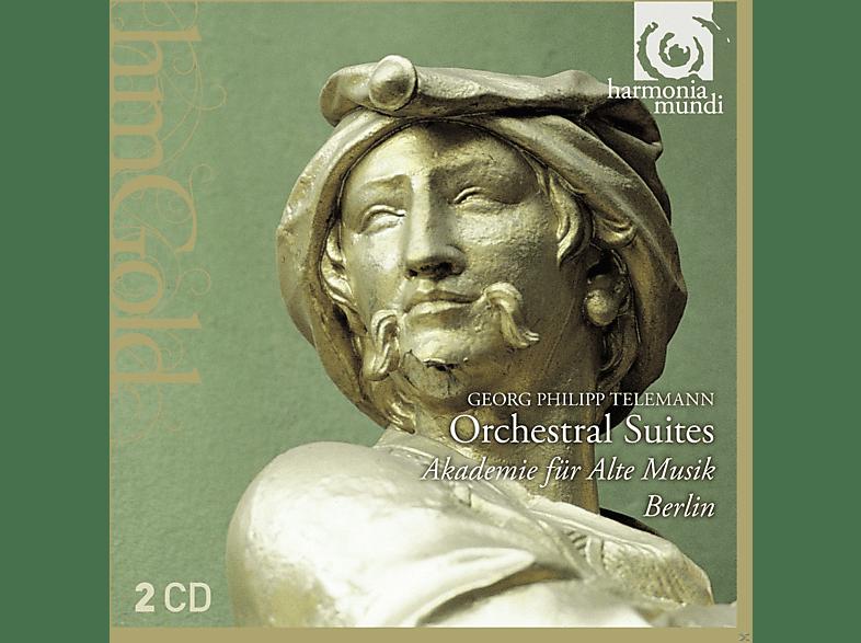 Akademie Für Alte Musik Berlin - Orchestersuiten [CD]