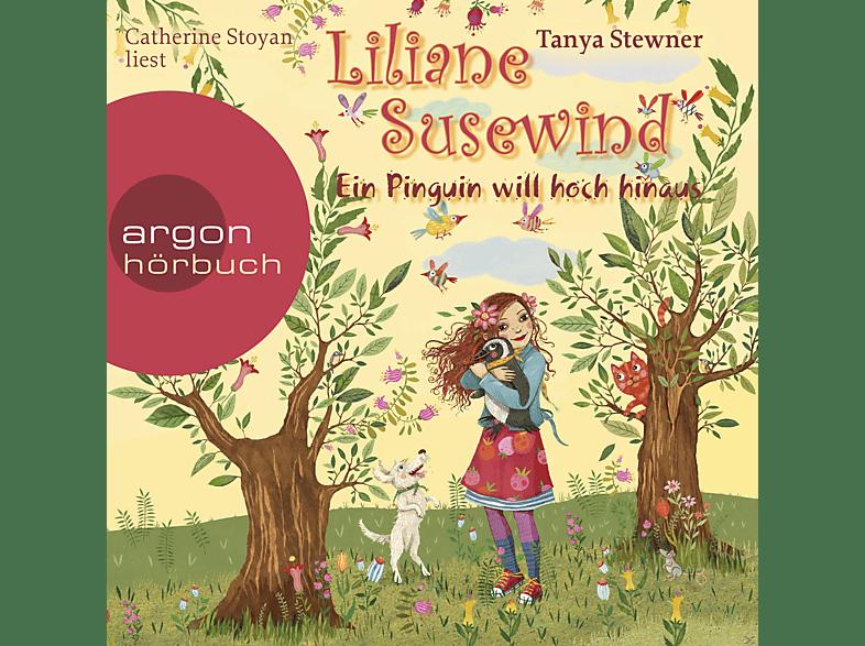 Liliane Susewind - Ein Pinguin will hoch hinaus - (CD)