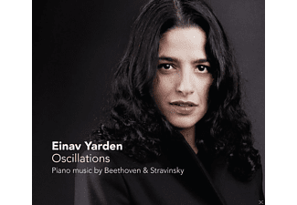 Einav Yarden - Oscillations  - (CD)