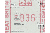 Scot Weir, Volker Niehusmann - Letters [CD]
