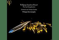 Philippe Herreweghe, Orchestre Des Champs-elysees - Mozart: Die späten Sinfonien (Nr.39-41) [CD]