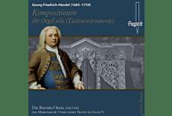 Peyrot Irenee - Kompositionen für Orgel solo (Tasteninstrumente) [CD]